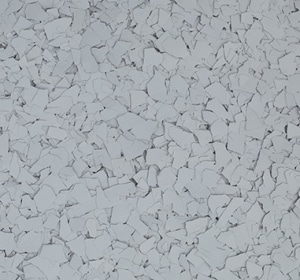 Flake flooring color sample - online