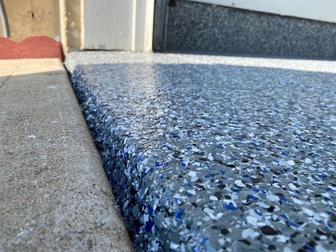 concrete floor coating Dayton