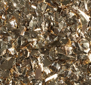 Flake flooring color sample - Glitter Collection.