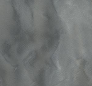 Metallic flooring color sample - manatee.