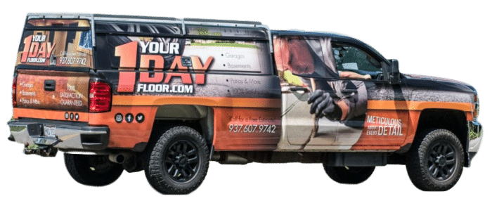 Your 1 Day Service Vehicle Image.