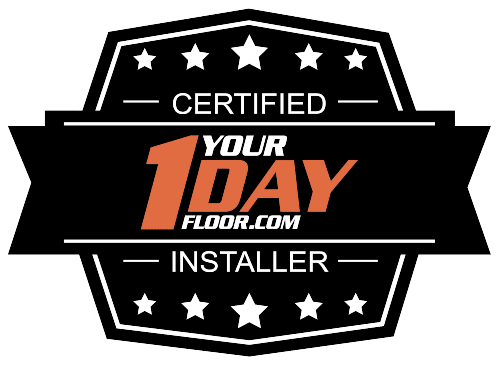 Certified Installer - Your 1 Day Floor.