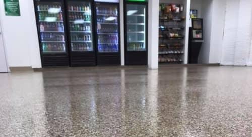 commercial concrete floor coatings