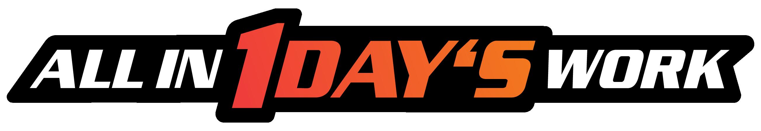 your1dayfloor.com logo 2