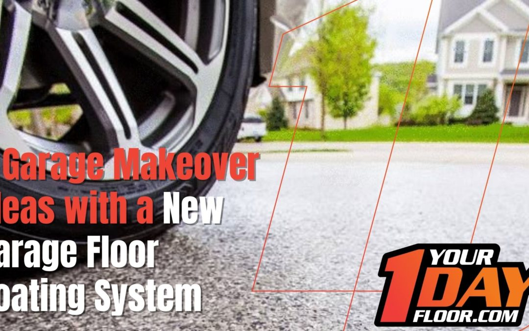 Garage Floor Coating System Makeover Ideas You Could Use